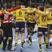 Löwen planen weiter für «Tag des Handballs» (Foto)