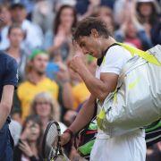 Strand statt Rasen für Nadal nach Wimbledon-Aus (Foto)