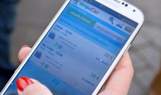 100 Millionen Dollar für Mitfahr-App BlaBlaCar (Foto)