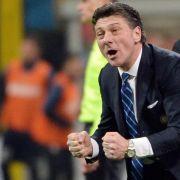 Inter verlängert Vertrag mit Trainer Mazzarri bis 2016 (Foto)