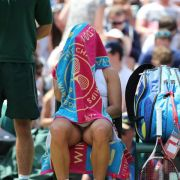 Wimbledon-Aus (Foto)