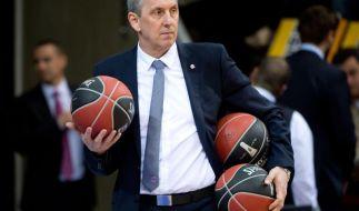 Mutapcic kritisiert Basketball-Auswahlspieler (Foto)