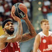 Delaney verlässt Basketball-Meister FCBayern (Foto)