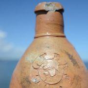 Selters vom Meeresgrund - 200 Jahre alte Flasche gefunden (Foto)