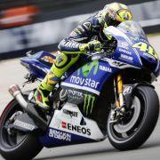 MotoGP-WM: Dritter Sieg in Serie von Lorenzo - Bradl stürzt (Foto)
