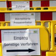 NSU-Prozess: Böhnhardt-Jugendfreund mit Kindermord konfrontiert (Foto)