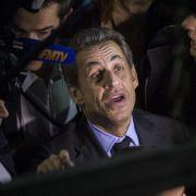 Verfahren gegen Frankreichs Ex-Präsident Sarkozy eingeleitet (Foto)