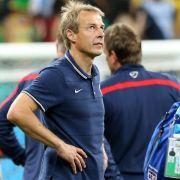 Klinsmann trotz WM-Aus stolz - USA feiert Fußballhelden (Foto)