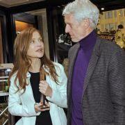 Isabelle Huppert widmet Ehrenpreis Regisseur Schroeter (Foto)