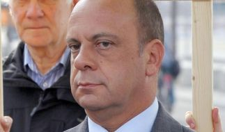 Wegen des Verdacht auf Drogenmissbrauch zurückgetreten: Michael Hartmann, innenpolitischer Sprecher der SPD. (Foto)