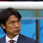 Südkoreas Verband lehnt Rücktritt von Trainer Hong ab (Foto)