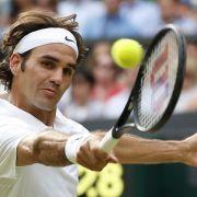 Halbfinale wird zu Generationen-Duell - Federers Chance (Foto)