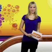 «Logo!»-Kindernachrichten mit neuer Moderatorin (Foto)