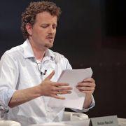 Bachmann-Preis: Österreicher ernten erstes Jurylob (Foto)