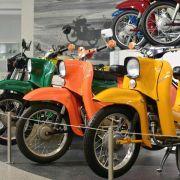 Schwalbenkult: Zweiradklassiker überdauert halbes Jahrhundert (Foto)