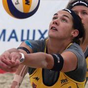 Beachvolleyballerin Walkenhorst beendet Saison (Foto)