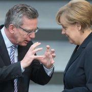 Bundestag beschließt Verschärfung des Asylrechts (Foto)