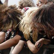Hirnbluten nach Headbanging - Fall in Fachjournal beschrieben (Foto)