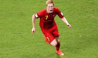 Belgiens «Rote Teufel» wollen Messi-Festspiele beenden (Foto)
