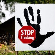Regierung will weitgehendes Verbot für Gas-Fracking (Foto)