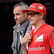 Belastungsprobe für Ferrari: Räikkönens Rücktrittsgedanken (Foto)