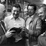 Rahns Weltmeister-Schuh ins Deutsche Fußball-Museum (Foto)