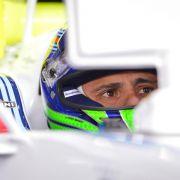 Massa vor 200. Grand Prix: «Tolles Gefühl» (Foto)