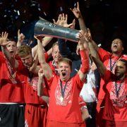 BBL-Start: Heimspiele für Meister und Pokalsieger (Foto)
