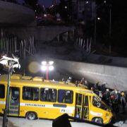 Belo Horizonte trauert um Tote nach Brückeneinsturz (Foto)