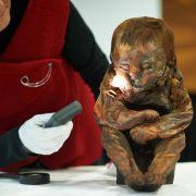 Detmolder Kindermumie: Baby hatte schweren Herzfehler (Foto)