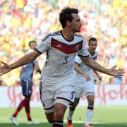 Halbfinale! Hummels köpft DFB-Elf unter die besten Vier (Foto)