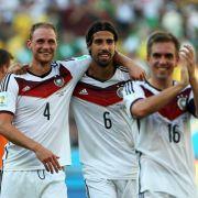 Argentinien im Finale gegen Deutschland (Foto)