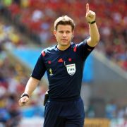 Wohl kein dritter Einsatz für Schiedsrichter Brych (Foto)