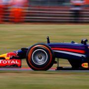 Regen in Silverstone: Vettel im Abschlusstraining vorne (Foto)