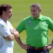 Wolfsburgs Start mit 19 Spielern: Ochs am Knie verletzt (Foto)