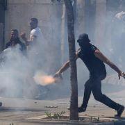 Gewalt in Nahost eskaliert weiter (Foto)