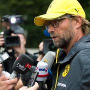BVB-Coach Klopp bittet zum ersten Training - 15 fehlen (Foto)