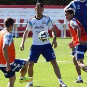 Ex-Bayern-Profi Demichelis in Argentiniens Startelf (Foto)