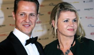 Seit 1995 verheiratet: Michael und Corinna Schumacher. (Foto)