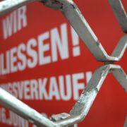 Viele Unternehmen trotz Insolvenz-Tiefs angeschlagen (Foto)