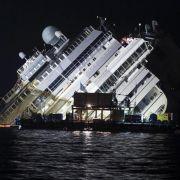 Unfall der «Costa Concordia» kostet 1,5 Milliarden Euro (Foto)