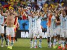 Mindestziel erreicht - Messi: Jetzt wollen wir mehr (Foto)