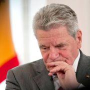 Gauck über Spionagefall beim BND: «Spiel mit Freundschaft» (Foto)