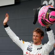 McLaren gedenkt Buttons verstorbenem Vater (Foto)