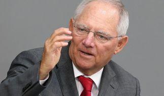 Schäuble will internationale Steuerflucht stärker eindämmen (Foto)
