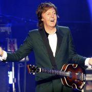 Paul McCartney nach Viruserkrankung wieder auf Tour (Foto)