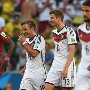 Noch neun Bayern-Spieler im WM-Halbfinale dabei (Foto)