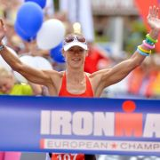 Corinne Abraham gewinnt Ironman-Europameisterschaft (Foto)