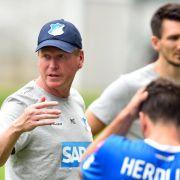 Hoffenheim startet als vorletzter Bundesligist (Foto)