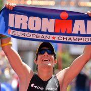 Kienles Geburtstagsshow bei Ironman-EM: Titel und Rekord (Foto)
